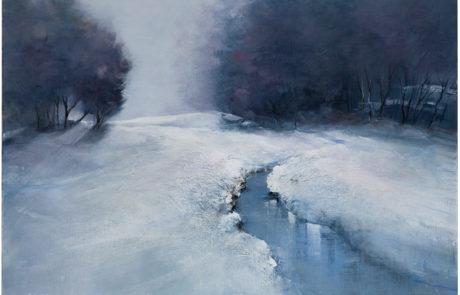 Silenzio della neve di Daniela Borsoi