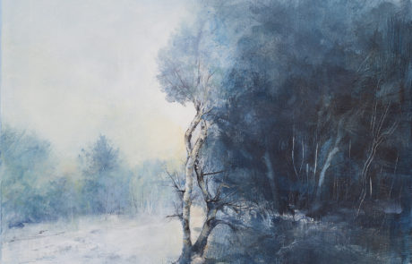 Paesaggio (2016) di Daniela Borsoi