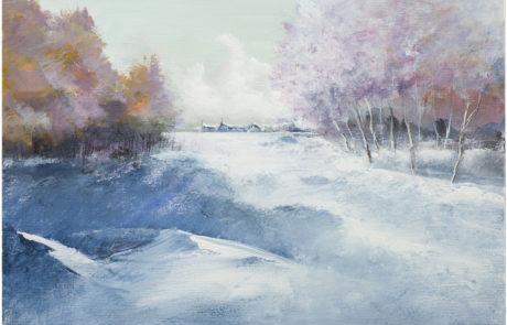 Tenui colori invernali di Daniela Borsoi