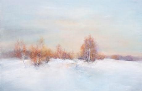 Neve al crepuscolo di Daniela Borsoi