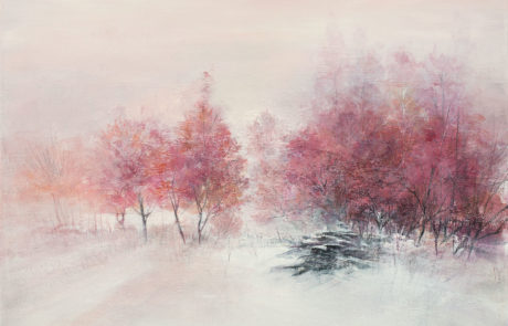 Daniela Borsoi - Rosso d'inverno