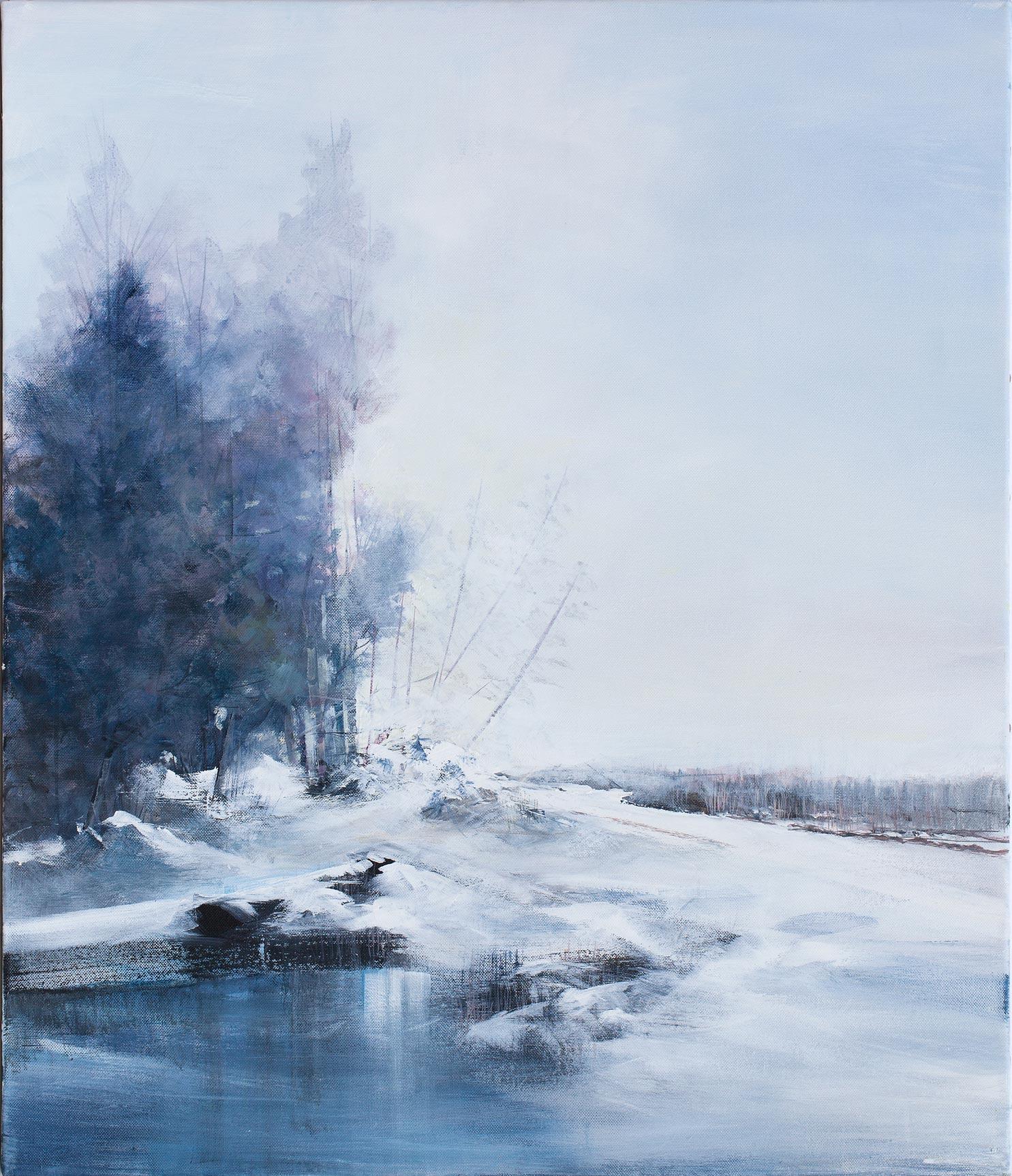 Daniela Borsoi - Alba invernale