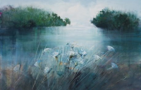 Daniela Borsoi - Fiori in laguna