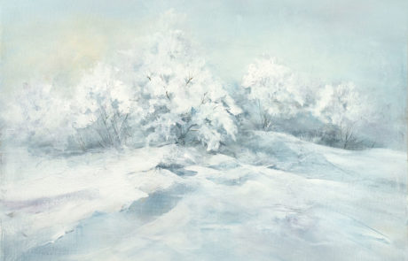 Daniela Borsoi - Dopo la nevicata
